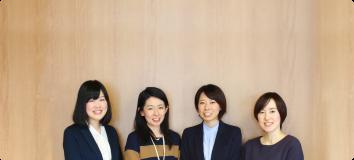 女性社員座談会